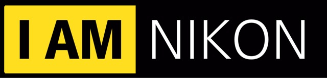 I am Nikon logo. Wildlife Photography.