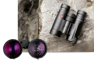 The Leica AquaDura coating