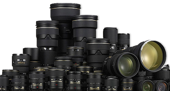 nikon lens collection